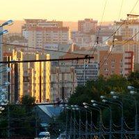 улица Волгоградская, Саранск :: Alexandr Shemetov