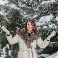 Зима :: Владимир Салапонов