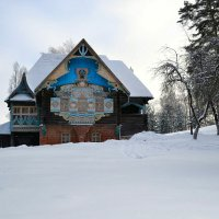Теремок :: Милешкин Владимир Алексеевич