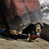 Что делает с нами мода -так не хочется расставаться ))) 2\\3 :: Николай Сапегин