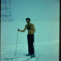 Камчатка молодость лыжи :: Олег Романенко