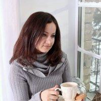 Утренний кофе :: Tanyana Zholobova