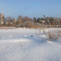 Село Эрлекс, вид на храм :: Валерий Толмачев