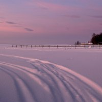 Морозный рассвет :: Kogint Анатолий