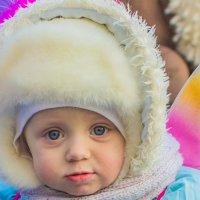 Малышка :: Дмитрий Сушкин