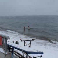 Январь на Байкале :: Lilija Philipp