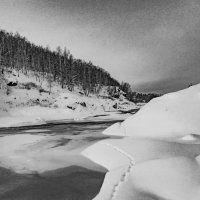 У порога Ревун деревня Бекленищево река Исеть. :: Pavel Kravchenko