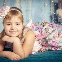 Юная красотка :: Виктор Зенин