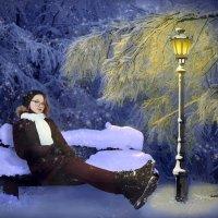 В парке. :: Алена Григоревская