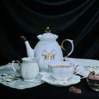 чаепитие с трюфелями :: Svetlana Plasentsiia