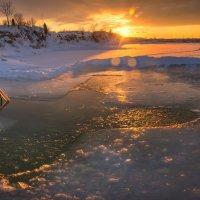 Крещенский вечерок :: Роман Дмитриев