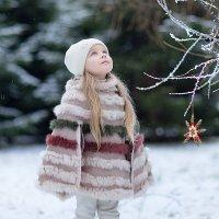 Детский портрет :: Елена Заводнова