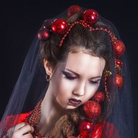 портрет в стиле фэнтези :: Екатерина Бражнова