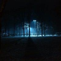 Одинокий фанарь :: Вини Пух