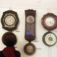 Старинные часы ещё идут :: Владимир Ростовский