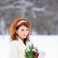 Зимняя свадьба :: Мария Назаретян