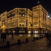 Новогодний ГУМ :: Константин Фролов