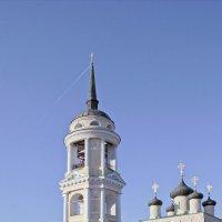 У храма ( 1) :: Надежда Ивашкина