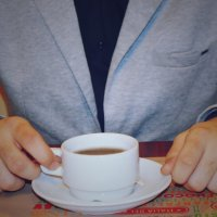 чашка чая для поддержки беседы :: Natalie