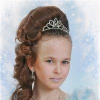 Зимний портрет :: Римма Алеева