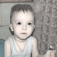 Портрет . :: Мила Бовкун