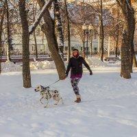 прогулка на Чистопрудном :: Дмитрий Сушкин