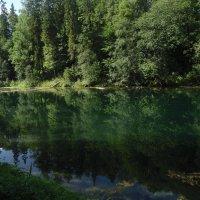 Родоновое озеро :: Алина Шевелева