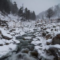 Горная река Адыр-су :: Zifa Dimitrieva