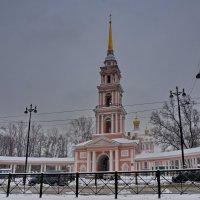Крестовоздвиженский казачий храм :: Валентина Папилова