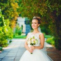 В этот светлый миг, ты прекрасней всех... :: Анастасия Бондаренко