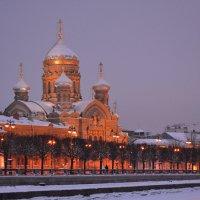 Успенская церковь :: Наталья Левина