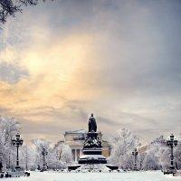 Императрица.Зимний Петербург. :: Елизавета Вавилова