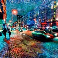 Ночная прогулка :: Игорь Иванов