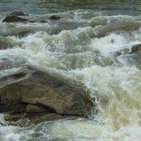Бурная река :: Танцюра Татьяна
