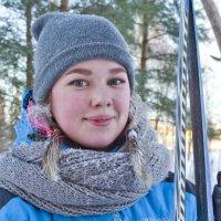 Школьники на лыжне 5 :: Валерий Талашов
