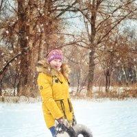 Зимняя прогулка :: Ксения Довгопол