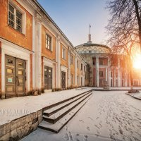 Заснеженные ступени :: Юлия Батурина