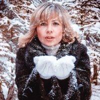 Однажды зимой... :: Эржена Жамбалова