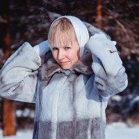 Снегурочка :: Эржена Жамбалова
