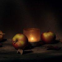 яблоки вечером :: зоя полянская