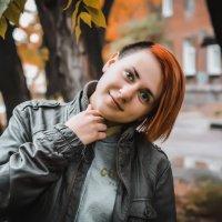 Рыжая :: Кирилл Богомазов