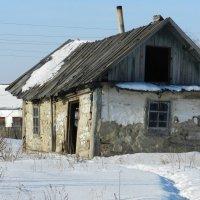 Домик в деревне :: Николай Сапегин