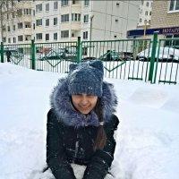 Безумная зима :: Марина Иванова