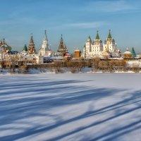 Зимний Измайловский Кремль :: Вячеслав Касаткин