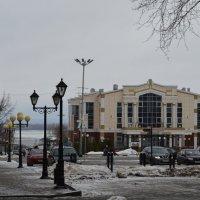 Город на берегу Камы :: Ксения Слободина