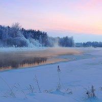 Синий туман :: Павлова Татьяна Павлова