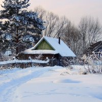 Приглашаю в зимнюю сказку. :: Павлова Татьяна Павлова