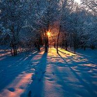 Перед закатом :: Игорь Мухамадеев