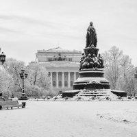 Зима в Петербурге :: Елизавета Вавилова