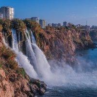 водо-падение :: Натали Акшинцева